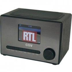 CGV DR20i Radio Web - Gris