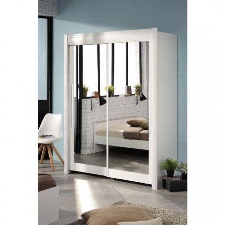 gala rangement coulissant contemporain d cor blanc l. Black Bedroom Furniture Sets. Home Design Ideas