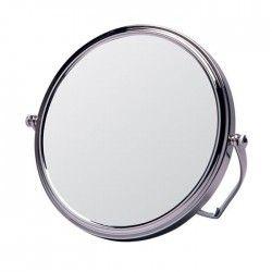 GERSON Miroir a poser grossissant - Chromé - Ø 20 cm