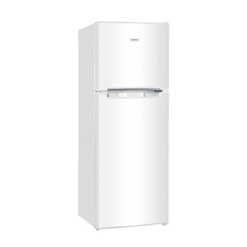 OCEANIC OCEAF2D138W2 Réfrigérateur congélateur haut