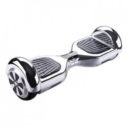 E-ROAD Hoverboard 6,5` Chrome Bluetooth avec Sac