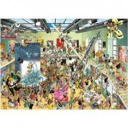 MERCIER Puzzle 2000 pieces Performance - 68,8 x 96,6 cm