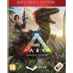 Ark Survival Evolved Explorer`s Edition Jeu PC