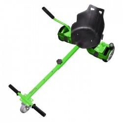 TAAGWAY Kit Kart A1 pour Gyropode 6,5` - Vert - Charge Max : 120kg