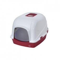 EBI Maison de toilette Eclipse 70 -GT- 56 x 70 x 46cm - Rouge