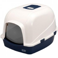 EBI Maison de toilette Eclipse 70 -GT- 56 x 70 x 46cm - Bleu Marine