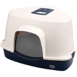 EBI Maison de toilette Prism 70 -GT- 56 x 70 x 46cm - Bleu Marine