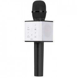 RYVAL Micro Karaoké avec connexion Smartphone