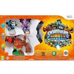 Skylanders Giants Pack de démarrage - Jeu Wii