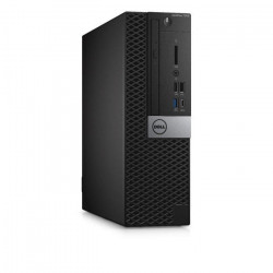 Dell OptiPlex 7050 - SFF -PC de bureau-RAM 8 GO- 1 x Core i5 7500 / 3.4 GHz-SSD 256 Go-HD Graphics 630