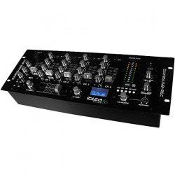 IBIZA SOUND DJM95USB-REC Table de mixage 19` avec lecteur usb/sd & fonction record