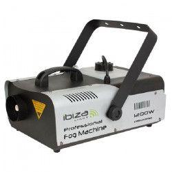 IBIZA LIGHT LSM1200PRO Machine a fumée professionnelle programmable avec DMX - 1200w