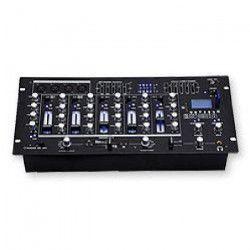 BST ACTIV218 Table de Mixage Dj 0 6 Canaux - 14 Entrées