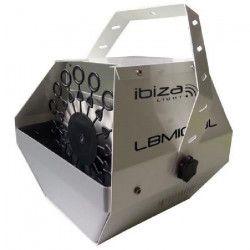 IBIZA Machine a bulles portable