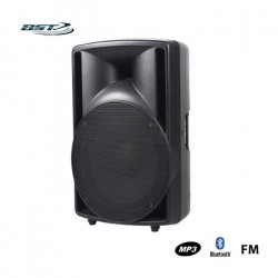 BST PO12A-BT Enceinte active Amplifiée ABS Bluetooth - 360W