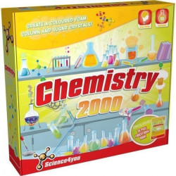 SCIENCE4YOU Coffret Scientifique Chimie 2000