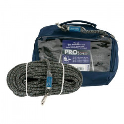 POLYROPES Drisse Proline Gris-Noir 10mm 35m