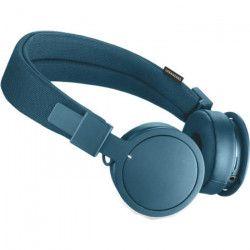 URBAN EARS HPURPLABT-000CG Casque Arceau Supra Aural Bluetooth - Interface tactile et microphone intégrés - Vert