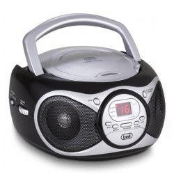 TREVI 0051200 Radio CD Portable - 3,5 mm - Noir