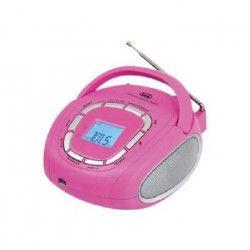 TREVI 0KB50808 Mini Radio - 3,5 mm - Rose