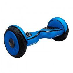 Gyropode Hoverboard iWatBoard iXL - Bleu métallique