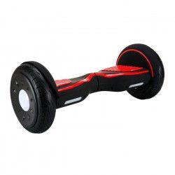 Gyropode Hoverboard iWatBoard iXL - Noir mat