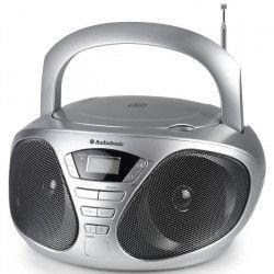 AUDIOSONIC CD-1569 Radio stéréo CD Grise