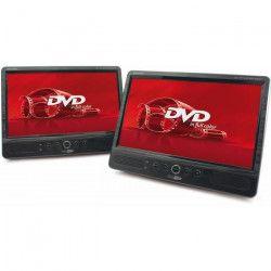 CALIBER MDP 2010T Double lecteur DVD portables 10,1`