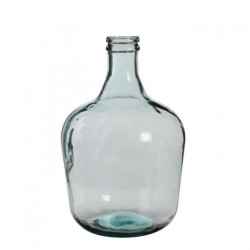 MICA DECORATIONS Bouteille en verre Diego - Transparent
