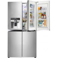 Réfrigérateur américain multi-Portes No Frost LG GLS8848SC
