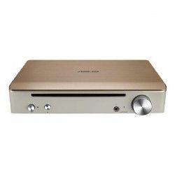 ASUS Graveur Blu-Ray externe Impresario SBW-S1 Pro - Son 7.1 - compatible M-DISC - Or