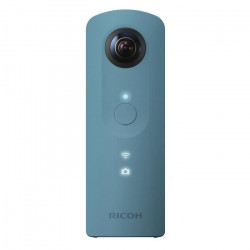 RICOH THETA SC Caméra 360° Bleu