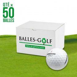 BRIDGESTONE Lot de 50 Balles Bridgestone B330 RXS