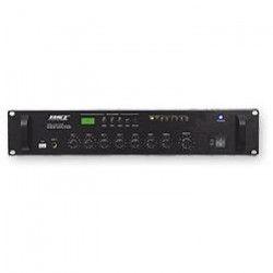 BSTPRO UPA120 Amplificateur mixeur ligne 100v