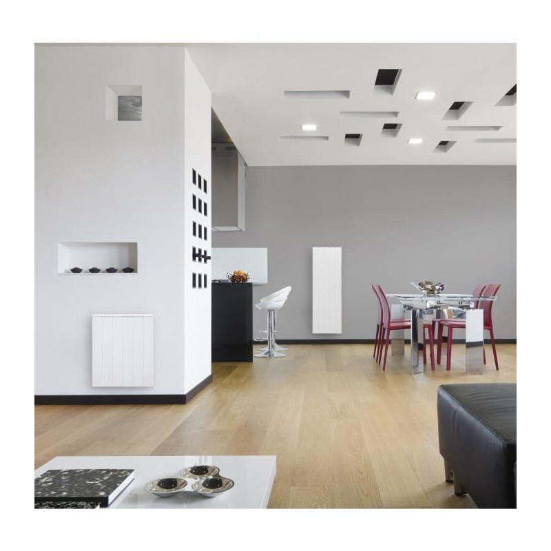 siemens klava 1000 watts vertical radiateur a inertie. Black Bedroom Furniture Sets. Home Design Ideas