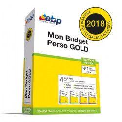 EBP Mon Budget Perso GOLD - Derniere version