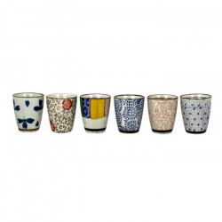 ARD`TIME Lot de 6 tasses a thé en céramique Chiba - 12 cl