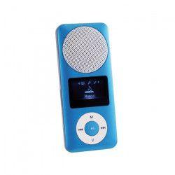 INOVALLEY MP32 Lecteur MP3 - Ecran OLED - 1,5W - Bleu