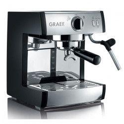 GRAEF ES702EU30 Machine expresso classique Pivalla - Inox