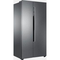 HAIER RF-520 -Réfrigérateur US 515L - A+ - H 200cm X L66,3 cm - Blanc