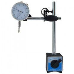 JBM Comparateur avec support magnétique
