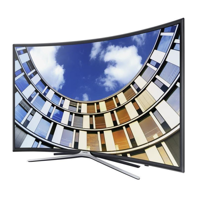 samsung ue55m6350a tv led full hd 138 cm 55 ecran. Black Bedroom Furniture Sets. Home Design Ideas