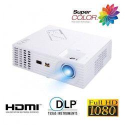 VIEWSONIC PJD7822HDL Vidéoprojecteur Full HD HDMI
