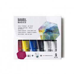 LIQUITEX Peinture acrylique Basics - 75 ml