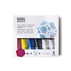 LIQUITEX Basics Technique Acrylique Construire une texture - 75 ml
