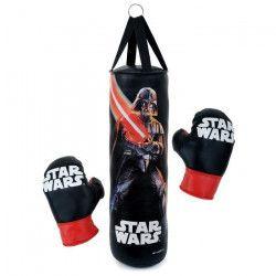STAR WARS Punching Ball Sac de Frappe 50cm et 1 Paire de Gants