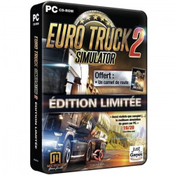 Eurotruck 2 Simulator Complete Limited Edition Jeu PC