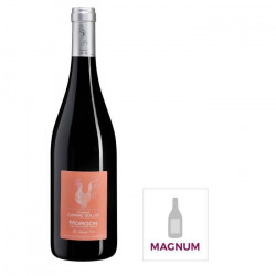 CORINNE GUILLOT 2015 Morgon Grand Cras Vin de Bourgogne- Rouge magnum - 1,5 l - AOP