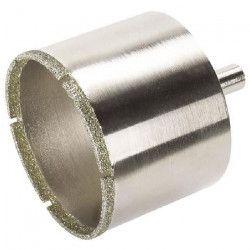 WOLFCRAFT Trépan Plug & Play diamant pour carrelage - Ø 22 mm