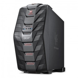 ACER PC de bureau Gamer Predator G3-710 - RAM 8 Go - Intel Core i5-7400 - Stockage 1To - NVIDIA GeForce GTX 1060 -